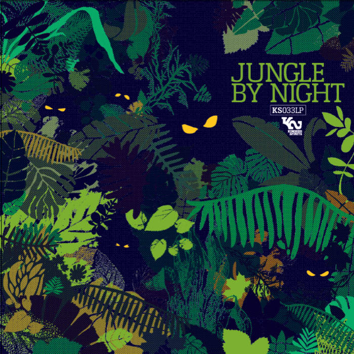 music jungle by night. Black Bedroom Furniture Sets. Home Design Ideas